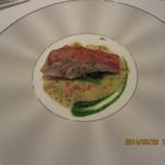 ラシェリール - 金目鯛白ワインソース