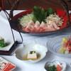 カンナリゾートヴィラ沖縄 レストラン - 料理写真:アグー豚しゃぶしゃぶ鍋(ディナー)