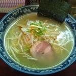 麺屋鎌倉山 - 塩そば 650円