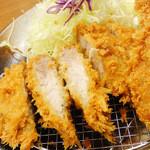 チキン亭 - ロースかつ