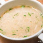 ミート矢澤 - お食事セットのスープ【2013年3月】