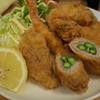 わかば - 料理写真:わかばのフライ盛合せ850円(14.02)