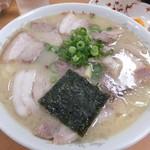 岡本中華 - 肉小です。2014-03訪問です。