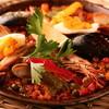 シャティバ - 料理写真:6種類のパエリア 中の食材は季節により異なります。