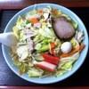 坂本食堂 - 料理写真:五目ラーメン