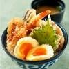 天じゅ - 料理写真:半熟玉子天丼