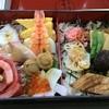 鶴乃寿し - 料理写真:出前もあります。上ちらし。