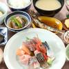 日々魚数寄 東木 - 料理写真:御刺身数寄ランチ