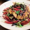 中国菜 橙 - 料理写真:鶏手羽の山椒唐辛子炒め(890円)