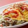 きじむなぁ - 料理写真:オムタコの絶妙な卵のトロけ具合を楽しんでください。