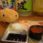 ひろめ市場 - にぎり寿司