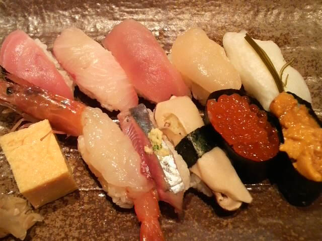 しのだ寿司  新宿メトロ店