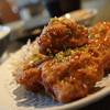 大通食堂 - 料理写真:鶏唐揚げ定食
