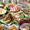 ぴかでり屋 - 料理写真:四国の名物が盛りだくさんの郷土料理コース
