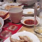 中華料理 豊盛園 - 餃子、チャーハン