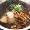 港の銀水 - 料理写真:しょうゆラーメン 600円