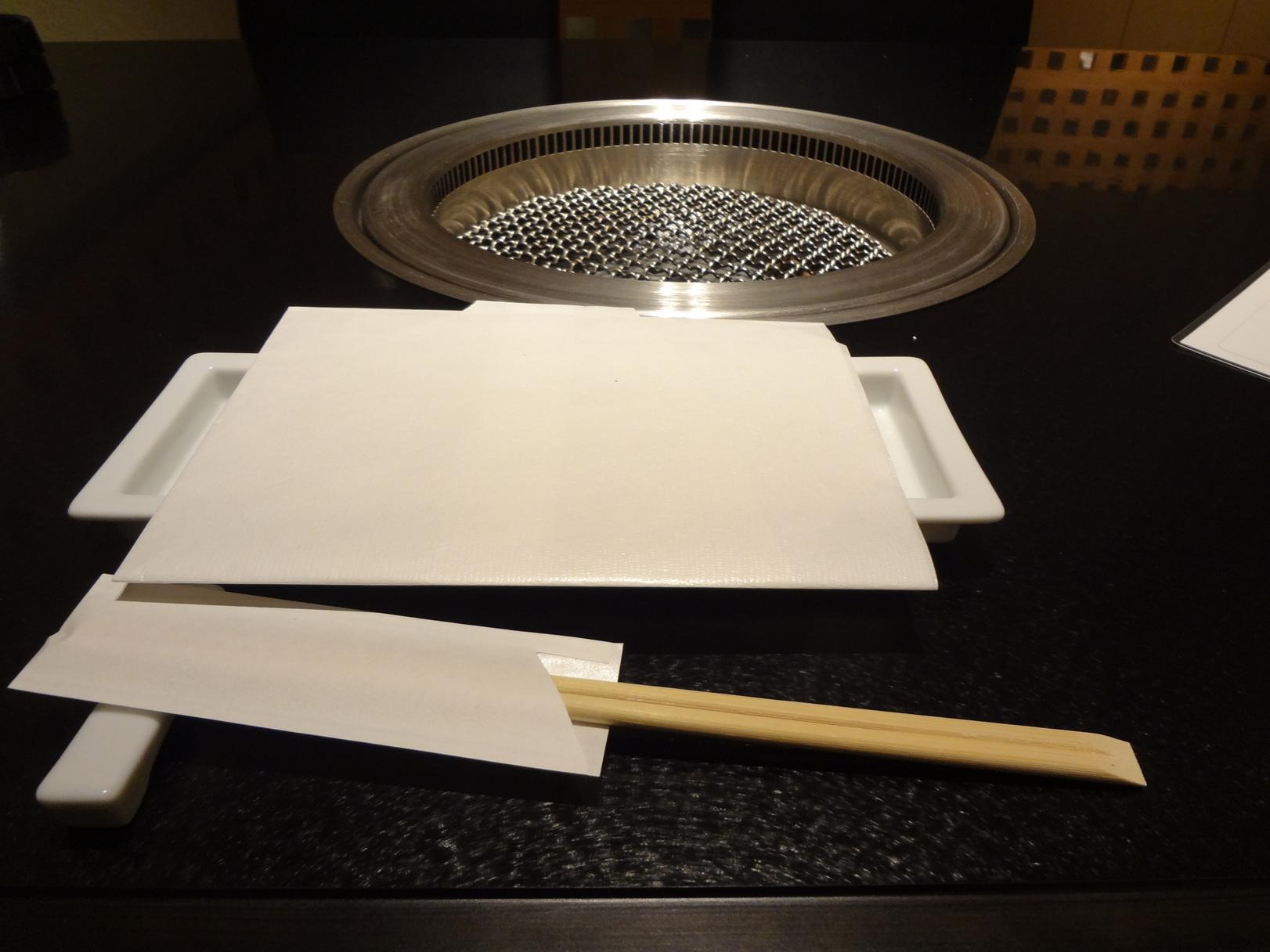 肉の切り方 日本橋本店