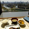 クリスタルカフェテリア - 料理写真:ぶりの照り焼き定食:500円('14.04月にて)