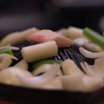 だるま - 3)野菜(無料:お代わりは有料)