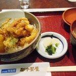 2579879 - 「白えび天丼」\740