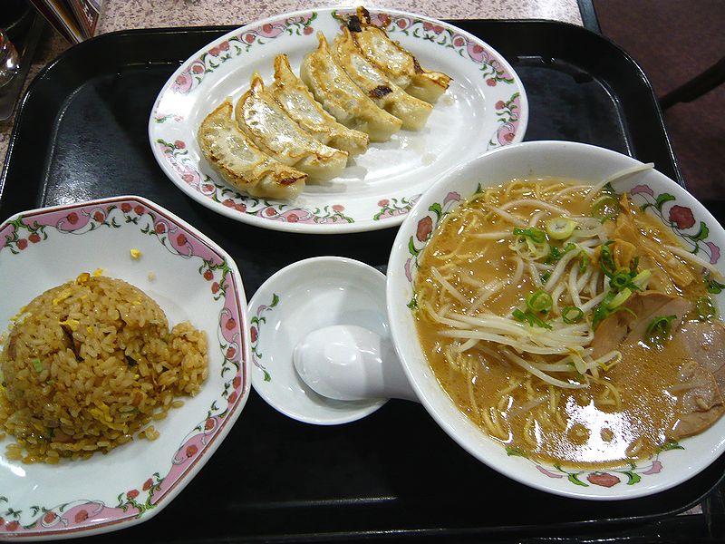 餃子の王将 橋本駅ビル店