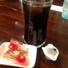 迎賓館 - 料理写真:アイスコーヒー  380円