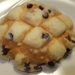 宮の森パン工房 - チョコチップメロンパン 137円 【 2014年3月 】