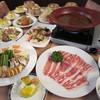 天壇 - 料理写真:やまと豚薬膳鍋