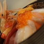 海鮮丼の浦島 - うらしま(裏