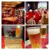 マンダリンコート - 料理写真:恩納村にある巨大リゾートホテル内にある中華レストラン。「オリオンビール(790円:ホテル価格ですね><)
