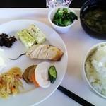 さくら小町 - 朝食ビュッフェ(14年3月)