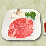 焼肉いつものところ - 黒毛和牛シャトーブリアン