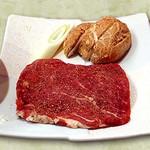 焼肉いつものところ - 国産フィレステーキ