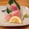 ぴち鮮 - 料理写真:鯛の刺身