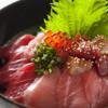 堂島とろ家 - 料理写真:「極~KIWAMI~」まぐろづくし丼 まぐろの赤身・中とろ・大とろを使用した至極のまぐろづくし丼