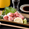 kansuke - 料理写真:姉妹店【かんすけ】でも大人気!マグロの頭のお刺身です☆