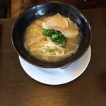 大福 - 鶏ガラ中華そば ¥630(税別)