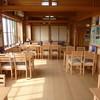 元祖 熊谷うどん 福福 - 内観写真:当店では、お客様に少しでも寛いで頂ける様に、のどかな田園風景の中、ゆったりと席を配置しており、絶景の赤城山を見ながらのんびりとお食事出来ます。