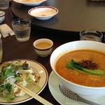 浜松四川飯店 - 老舗の味担々麺を食べました、、、が、、、