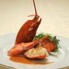 シャルティエ - 料理写真:オマール海老のロースト
