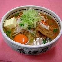会津屋 - 味噌スタミナ800円