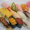 紀八寿司 - 料理写真:おまかせにぎり12貫 2980円