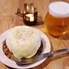 nibu - 料理写真:マッシュポテトとひき肉、たっぷりのホットチーズかけ