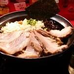 麺処 次男房 - 油そばとお酢とラー油