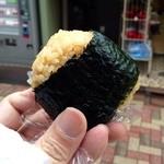 蒲田屋 - おにぎり・茶飯(100円)