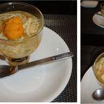 紀州寿し - 先付け。紀州寿し(札幌市北区)食彩賓館撮影