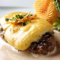 らいむらいとチーズハンバーグステーキ200g