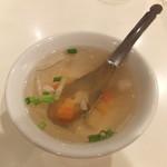サイアム オーキッド - ランチ: スープ