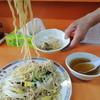 北京亭 - 料理写真:チャーメン 初心者の私にレクチャー