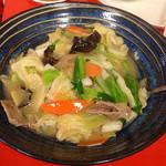 昇華 - 中華丼